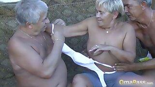 OmaPasS Compilation of Nasty Granny Content